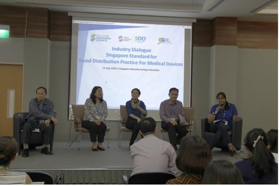 Industry Dialogue - Singapore Standard for Good Distribution