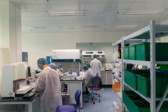 MiRXES Pte Ltd - Scaling from Cancer Diagnostics to COVID-19 Tests